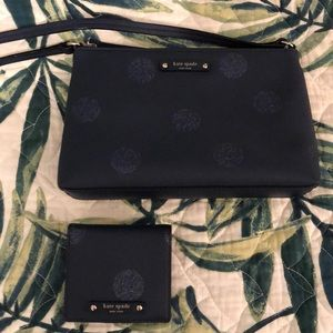 Kate Spade Crossbody Bag and Wallet